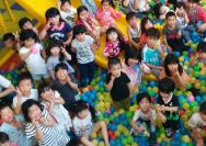 屋内遊戯施設サンプリング